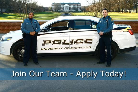 View UMPD Employment Opportunities